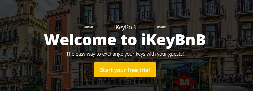 Key Dop Box Vacation Rentals Ikeybnb