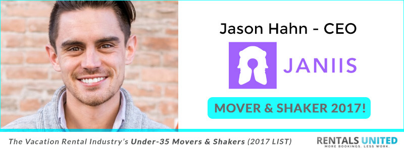 Under-35 Movers & Shakers Jason Hahn