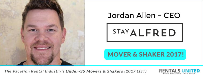 Under-35 Movers & Shakers Jordan Allen