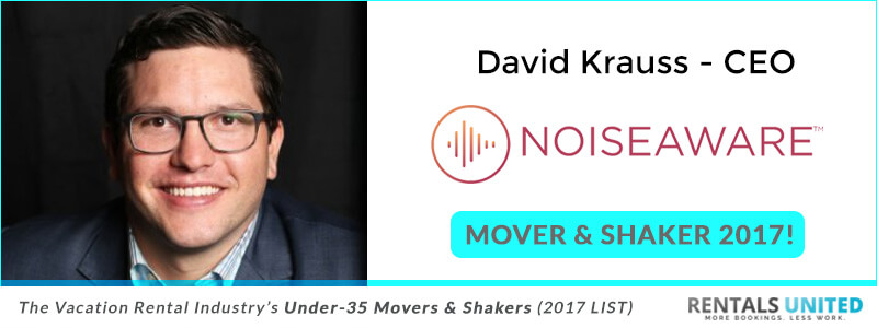 Under-35 Movers & Shakers David Krauss