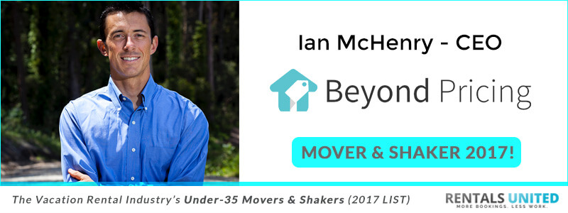 Under-35 Movers & Shakers Ian McHenry