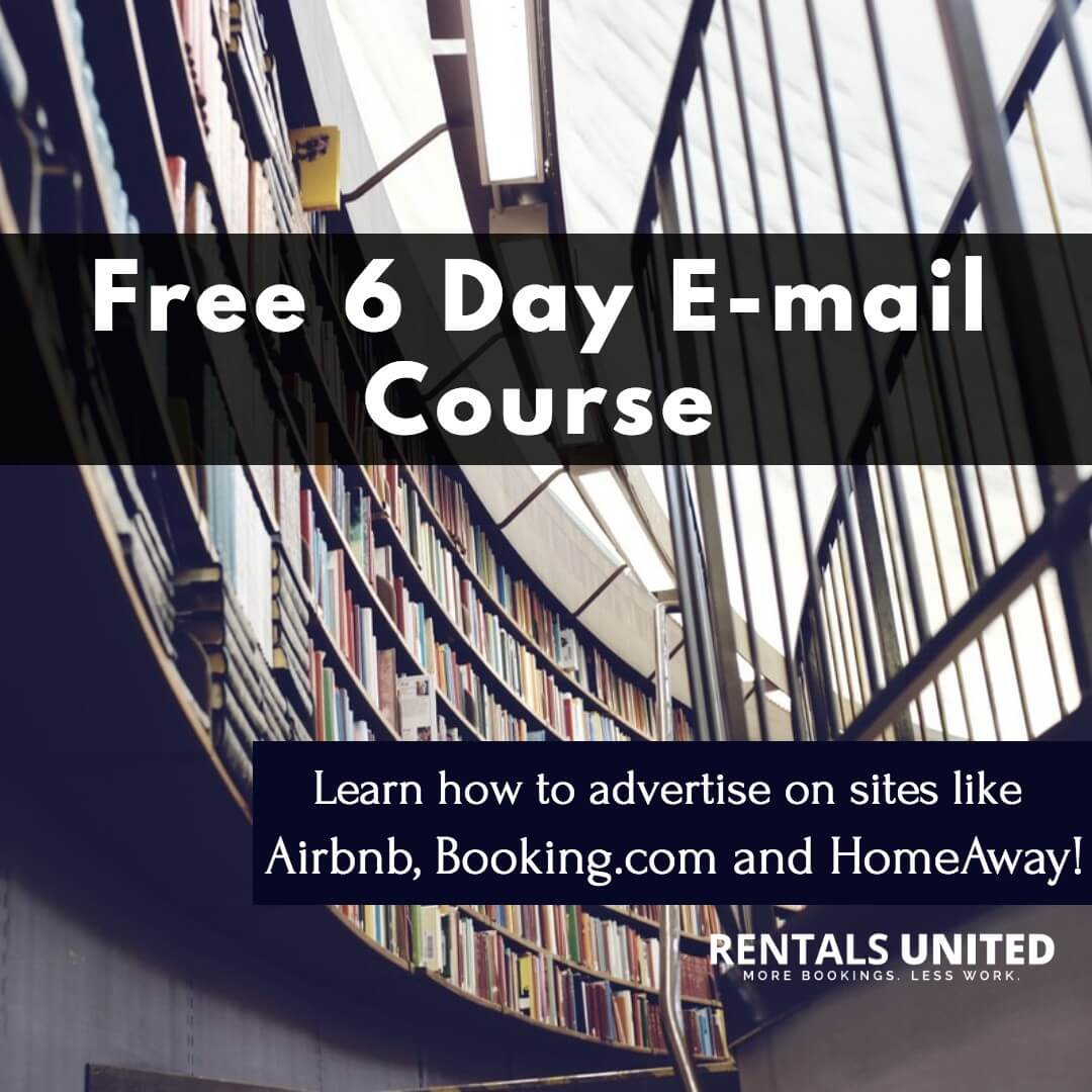 Rentals United Email Course