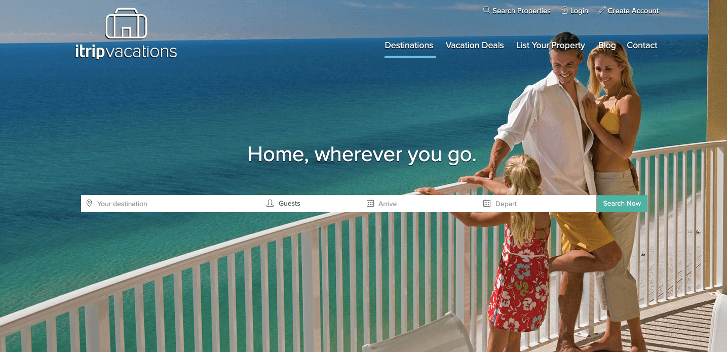 iTrip vacations property management