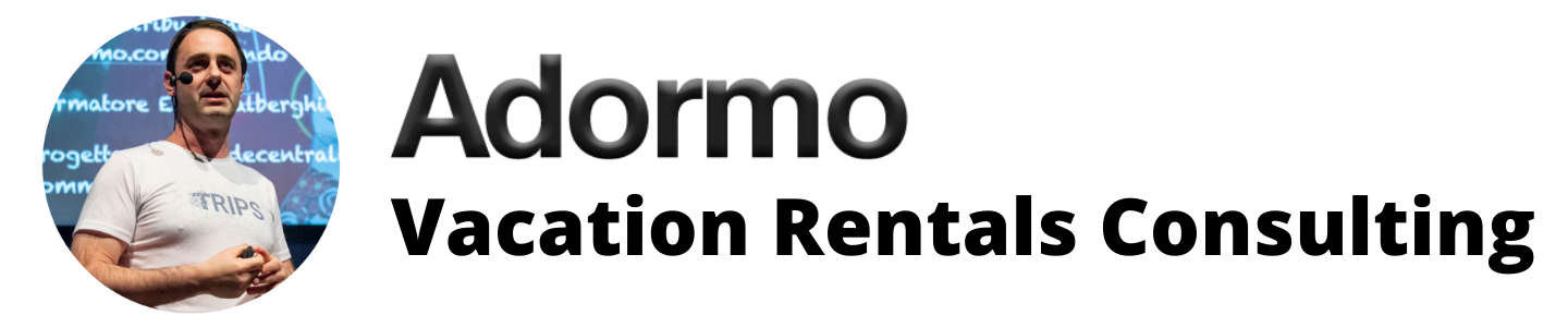 Vacation Rentals Consulting Adormo