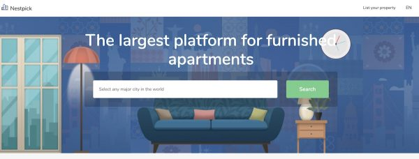 Vacation rental listing sites coming soon to Rentals United - Nestpick