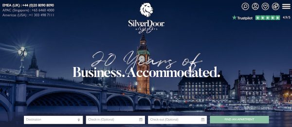 Vacation rental listing sites coming soon to Rentals United - SilverDoor Apartments