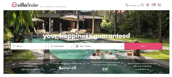Vacation rental listing sites coming soon to Rentals United - Villa Finder