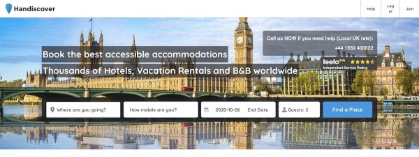 inclusive vacation rental websites handiscover