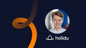 Interview with Holidu CEO Johannes Siebers