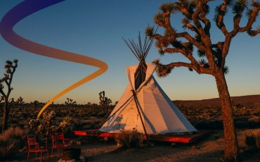 top camping and glamping websites
