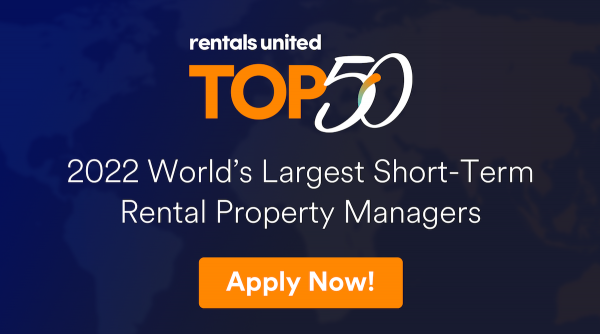 top 50 vacation rental property manager